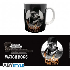 Mug Watch Dogs Hack The City