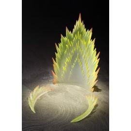 Tamashii Effect Aura d'Energie Jaune
