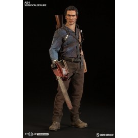 Figurine Evil Dead 2 1/6 Ash Williams
