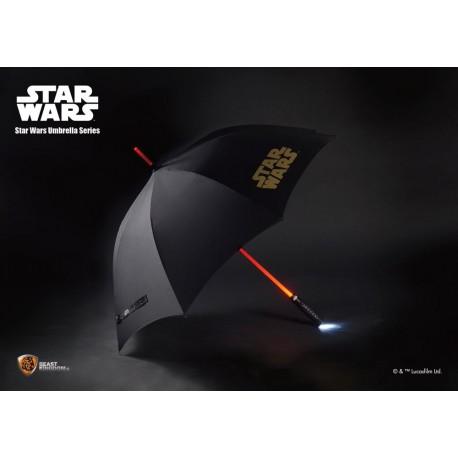 Parapluie lumineux sabre laser Star Wars