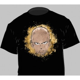 T-Shirt One Punch Man Saitama Sérieux
