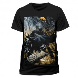 T-Shirt Batman City Scape