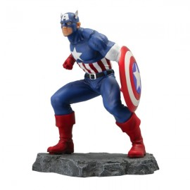 Figurine Marvel Comics Civil War 1/8 Captain America