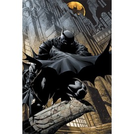 Poster Batman Night Watch