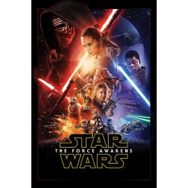 Poster Star Wars Episode VII One Sheet