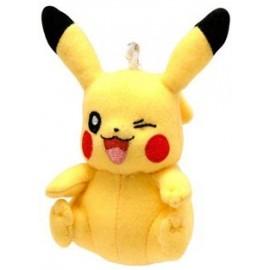 Porte-clés peluche Pokémon Pikachu