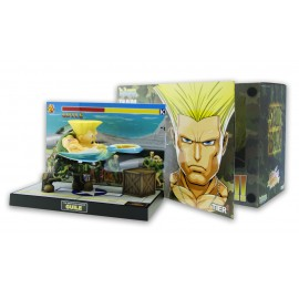 Figurine Street Fighter T.N.C-04 Guile