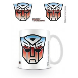 Mug Tranformers G1 Symbole Autobot
