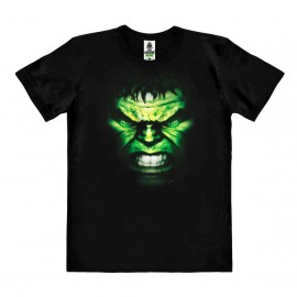 T-Shirt Marvel Comics Hulk Face