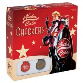 Jeu de dames Fallout Nuka Cola