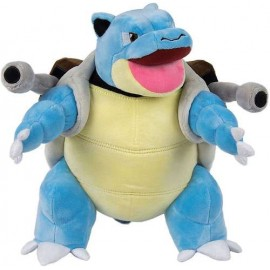 Figurine en peluche Pokémon Tortank