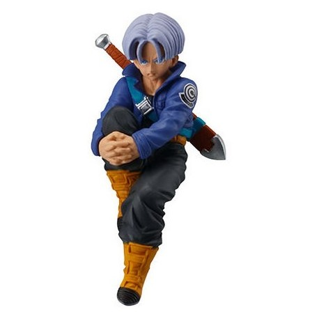 Figurine Gashapon Dragon Ball Super Scene Selection Trunks du Futur
