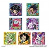 Sticker + gaufrette Dragon Ball Chosenshi Seal Wafer Z