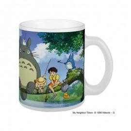 Mug Studio Ghibli Mon Voisin Totoro Partie de Pêche