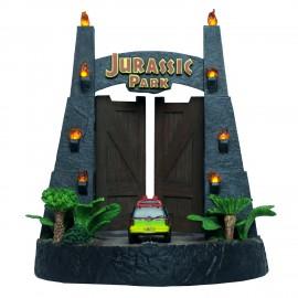 Réplique du portail Jurassic Park