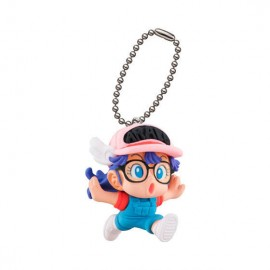 Porte-clés figurine Dragon Ball Super Ultimate Deformed Mascot Burst 30 Arale Norimaki (Dr Slump)