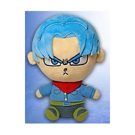 Figurine en peluche Dragon Ball Super Trunks du Futur
