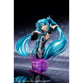Maquette Vocaloïd Figure-Rise buste Hatsune Miku Limited Color