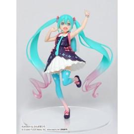 Figurine Hatsune Miku Haru Fuku Version