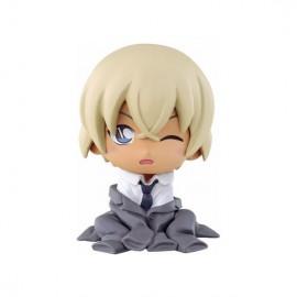 Figurine gashapon Détective Conan Chijimase Tai 2 Tooru Amuro