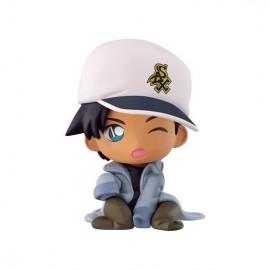 Figurine gashapon Détective Conan Chijimase Tai 2 Heiji Hattori