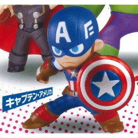 Figurine Marvel Avengers Gurihiru Art Figure Captain America