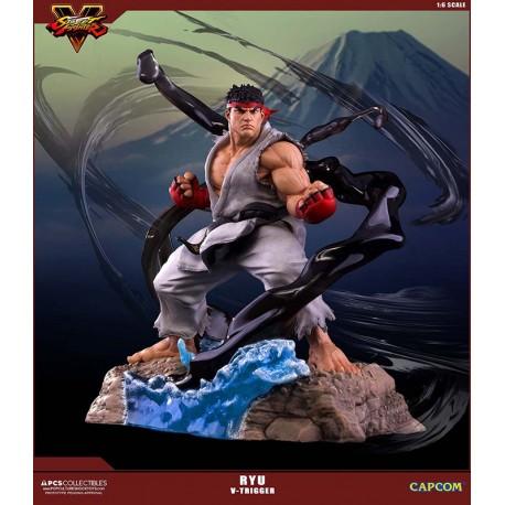Statuette Street Fighter V 1/6 Ryu V-Trigger
