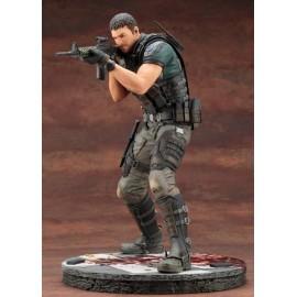 Figurine Resident Evil Vendetta ARTFX 1/6 Chris Redfield
