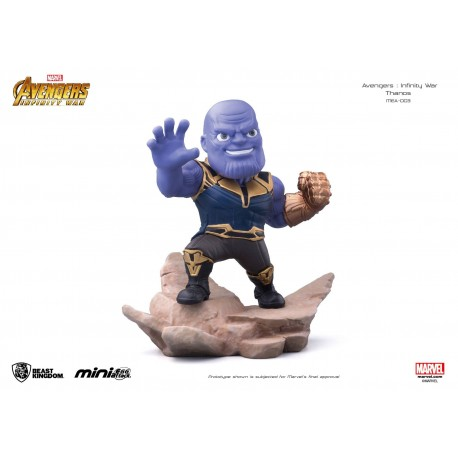 Figurine Avengers Infinity War Mini Egg Attack Thanos