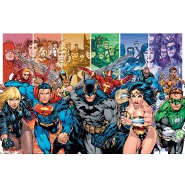 Poster Justice League Generations