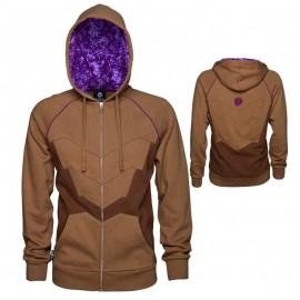 Sweat-Shirt à capuche StarCraft II Zerg Carapace Premium