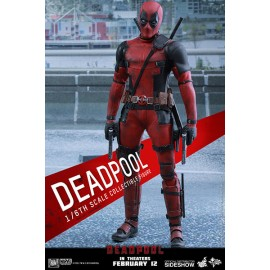 Deadpool Movie Masterpiece 1/6 Deadpool