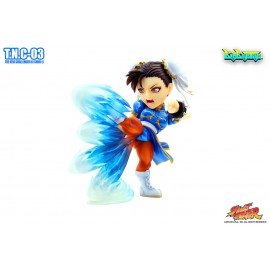 Figurine Street Fighter T.N.C-03 Chun-Li