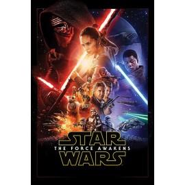 Poster Star Wars Episode VII One Sheet