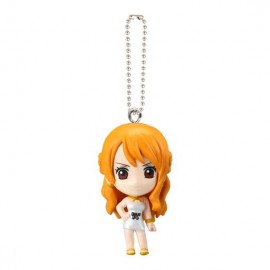 Porte-clés One Piece Film Gold Swing Nami