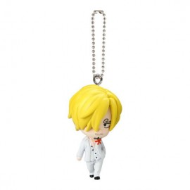 Porte-clés One Piece Film Gold Swing Sanji