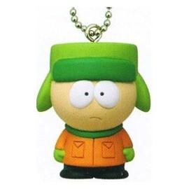 Porte-clés figurine South Park Figure Mascot Kyle