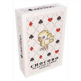 Cartes à jouer Final Fantasy Chocobo