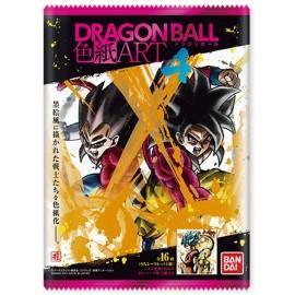 Carte Dragon Ball Shikishi Art 4