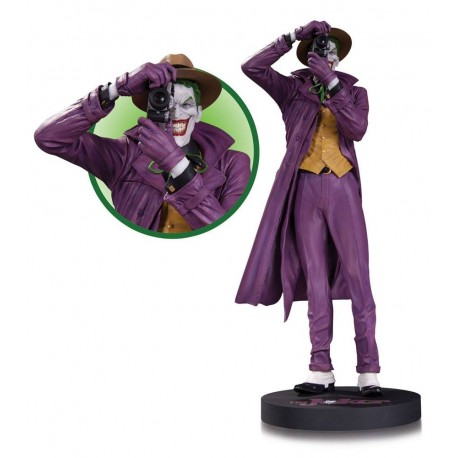 Statuette DC Designer Series 1/6 The Joker by Brian Bolland