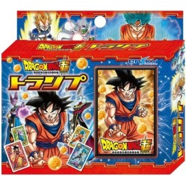Cartes à jouer Dragon Ball Super