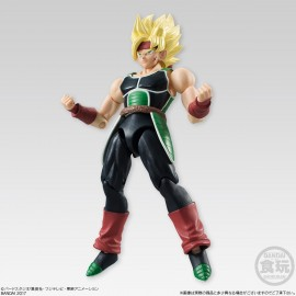 Figurine Dragon Ball Z Shodo Vol.5 Baddack Super Saiyan
