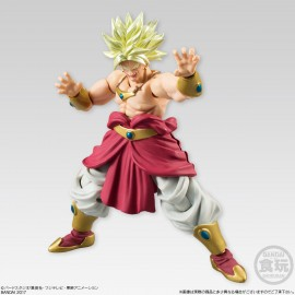 Figurine Dragon Ball Z Shodo Vol.5 Broly Super Saiyan