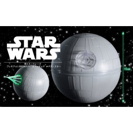 Réplique Star Wars Premium Figure 1/800000 Death Star (Etoile de la Mort)