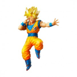 Figurine Gashapon Versus Dragon Ball Battle Figure Series 04 Sangoku Super Saiyan