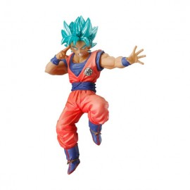 Figurine Gashapon Versus Dragon Ball Battle Figure Series 04 Sangoku SSJ Blue