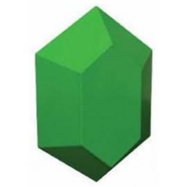 Stress Ball The Legend Of Zelda Rubis Vert