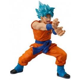 Figurine Gashapon Dragon Ball Super Scene Selection Sangoku SSJ Blue