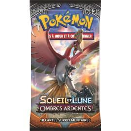 Booster de cartes Pokémon Soleil et Lune Ombres Ardentes