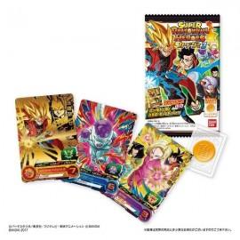 Carte + bonbon Super Dragon Ball Heroes Card Gumi 3